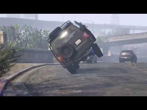No Fun - GTA V Rockstar Editor