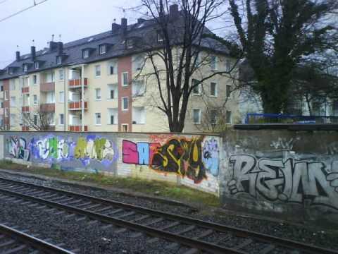 Graffiti Düsseldorf graffiti düsseldorf