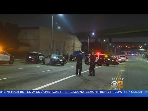 Security Guard Killed, 3 Wounded In South LA Pot Shot Shooting