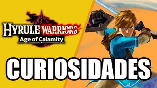 Vídeo Hyrule Warriors: La era del cataclismo
