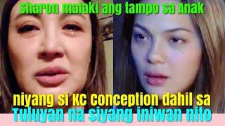 SHARON CUNETA AT KC CONCEPCION TULUYAN NA BANG NAGKALAYO ANG...