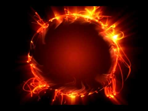 Burning Ring On Fire