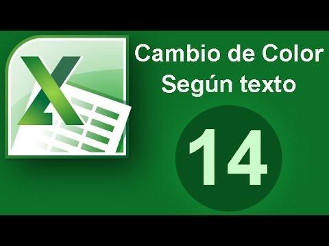 tutorial-excel-(cap.-14)-cambio-de-color-según-texto.-formato-condicional.