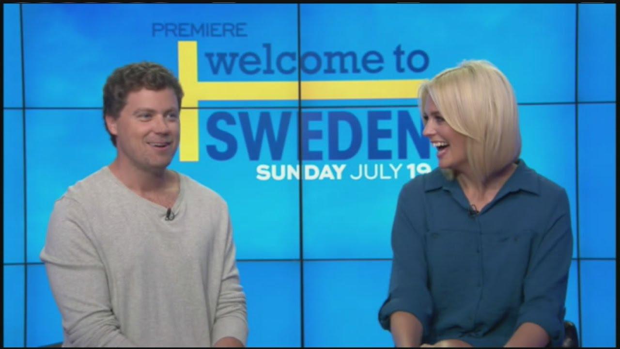 Greg Poheler Talks Welcome To Sweden Doovi