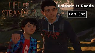 WOLF BROTHERS II Life Is Strange 2 II Episode One: Roads (Part 1) II 18+