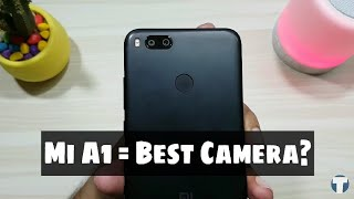 Xiaomi Mi A1: Portrait Mode, 4K, Slow Motion Video Samples!