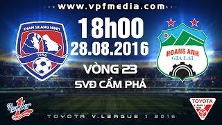 Than Quang Ninh vs Hoang Anh Gia Lai full match