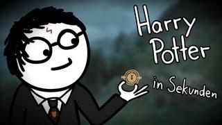 Harry Potter und der Gefangene von Askaban in 125 Sekunden