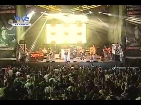 Celso Piña y Pato Machete, 50 minutos de concierto en Barquisimeto (Venezuela)