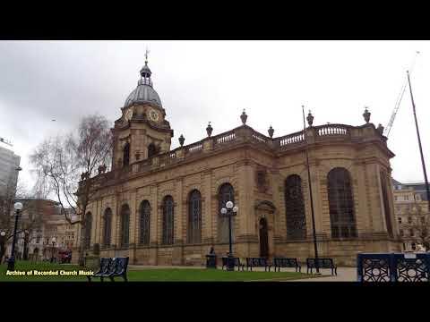 BBC Choral Evensong: Birmingham Cathedral 1989 (Marcus Huxley)