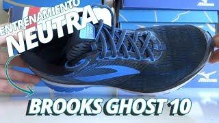 Brooks Ghost 10: ¿la mejor de su segmento?