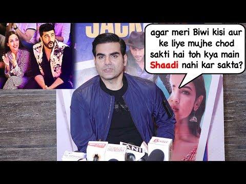 Arbaaz Khan Finally Talks About MARRYING Girlfriend Giorgia After Malaika Left Him For Arjun Kapoor