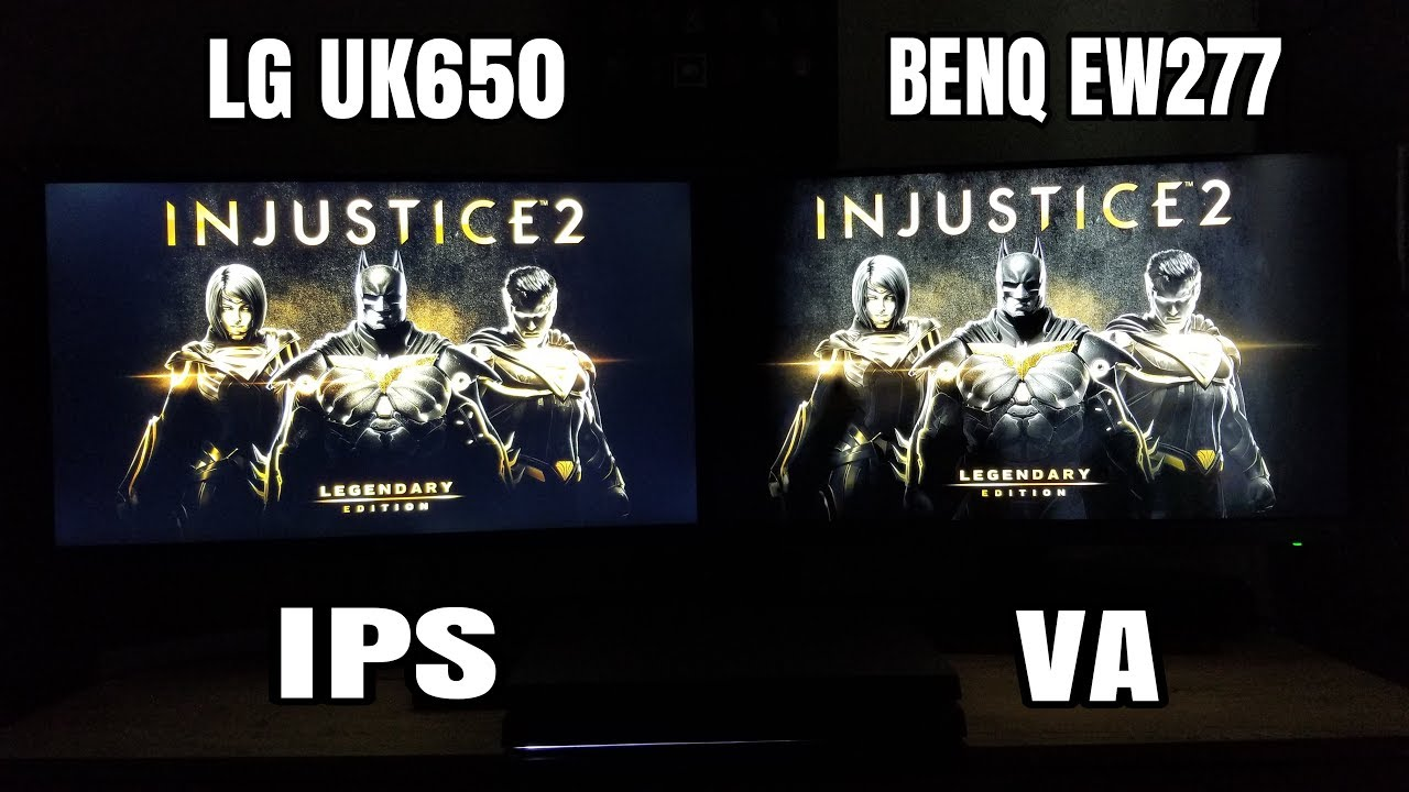 Lg Ips Vs Benq Va Panels Which One Is The Best For You