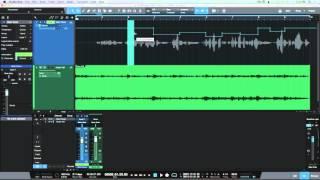 Studio One 3.2: Editing Automation
