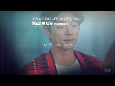 Stuck In Love Lyrics (Kim Kyung Hee) Goblin OST Part 11  – 김경희 도깨비