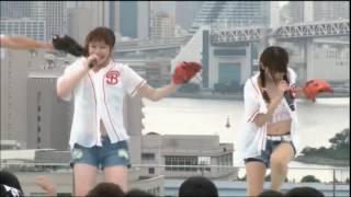 2017年8月4日(金) TOKYO IDOL FESTIVAL2017 / SKY STAGE 絶対直球女子...