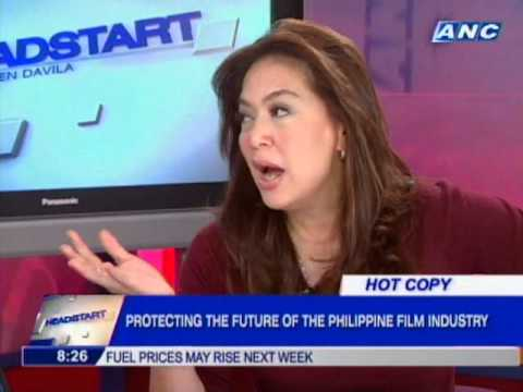ANC Headstart: Protecting the Future of the Philippine Film Industry 1/4