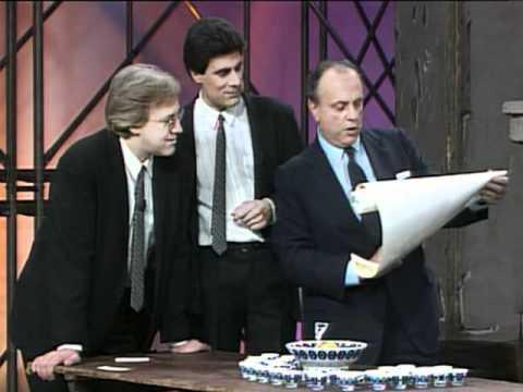 La Trinca amb Manuel Fraga 14/05/1987 (TV3 - No Passa Res! capítol 18)