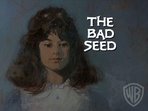 the bad seed tv movie feature clip youtube