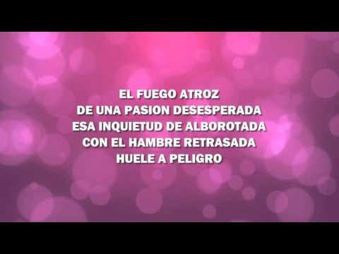 HUELE A PELIGRO - YAHAIRA PLASENCIA
