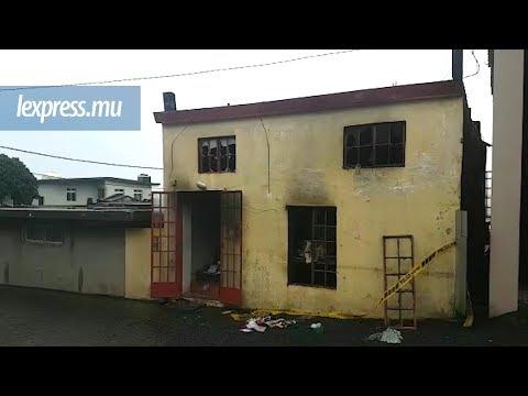Incendie à Eau-Coulée: comment un Bon Samaritain a sauvé quatre vies