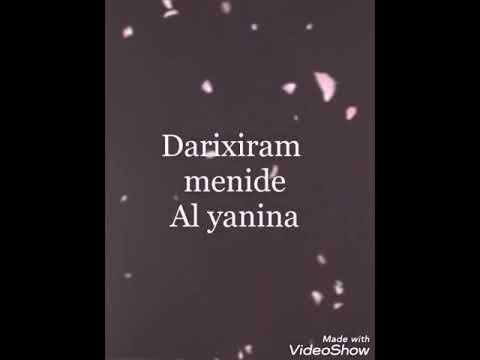 Şəbnəm Tovuzlu  -  Dərmanım
