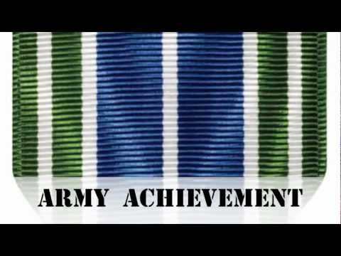 Army Achievement Medal | Medals Of America