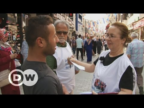 Election in Turkey: Calls to Erdogan for more transparency | DW English