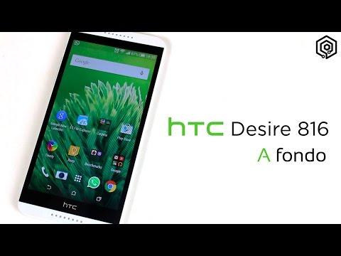 HTC Desire 816   Análisis a fondo