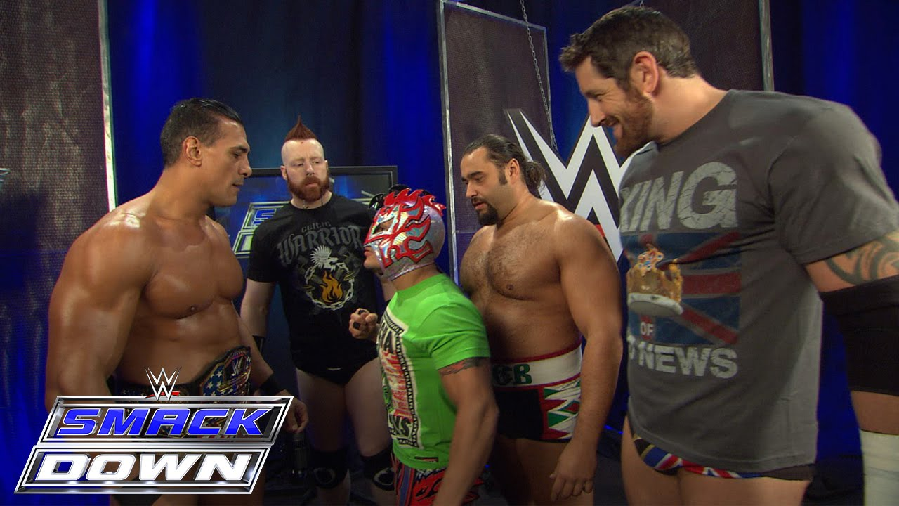 Rusev On Paper The League Of Nations Could Have Been The Best Faction In History Fightful Wrestling