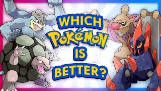 Which Pokemon Is Better? - Truegreen7 vs Ace Trainer Liam