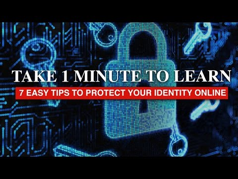 Ronald Noble Offers 7 Easy Steps to Prevent Identity Theft and Identity Fraud Online