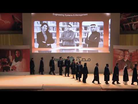 Masdar Institute Commencement 2012 - Full Ceremony