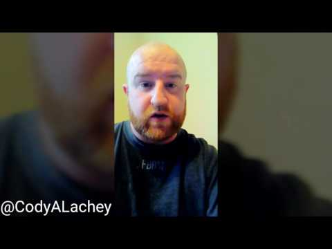 Cody Lachey on Violence in prison