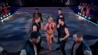Julianne Hough Dance Feat. Male Pros - Dancing With The Stars HD