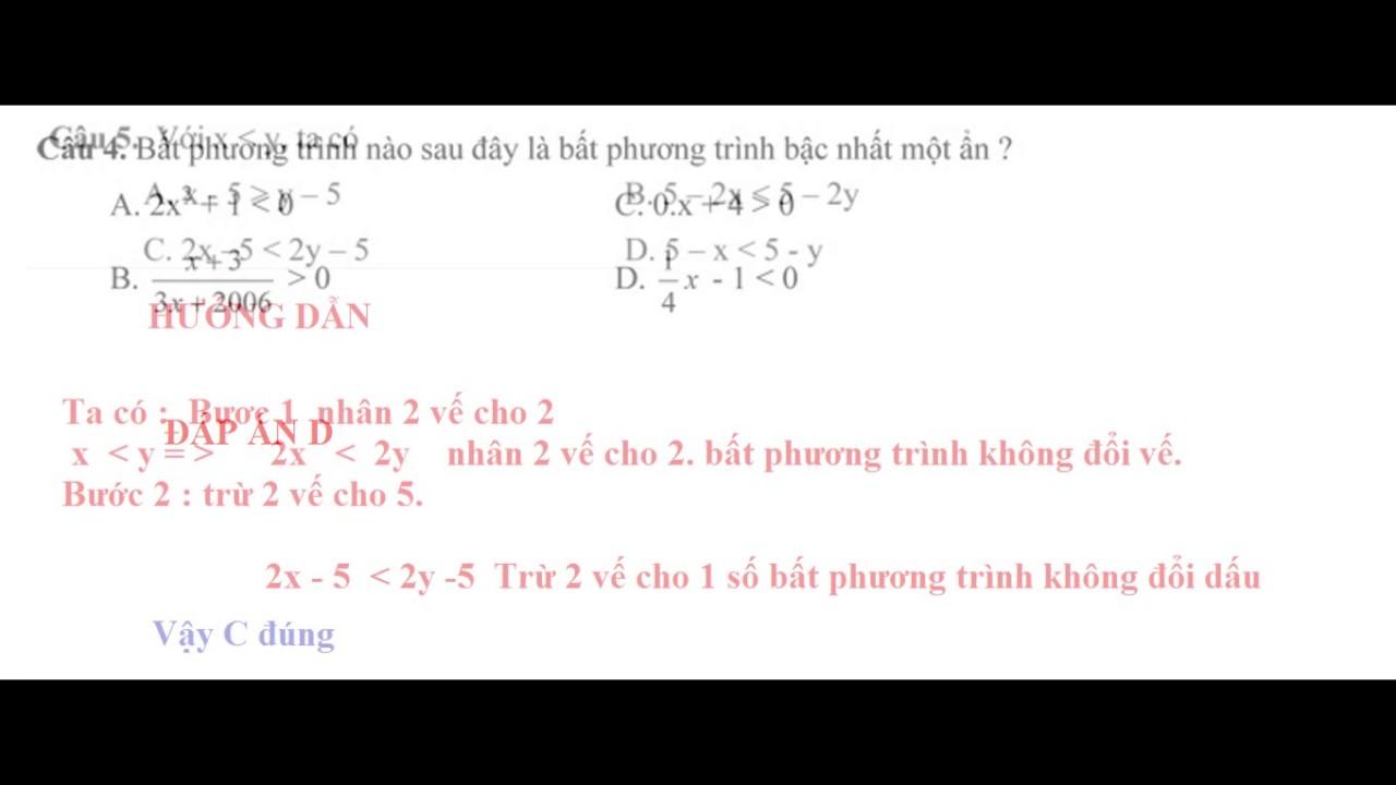 Đề Thi toán 8 kì 2 có đáp án