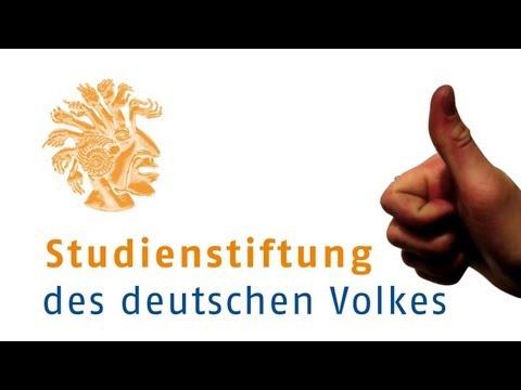 Studienstiftung des deutschen Volkes // Deine Chance