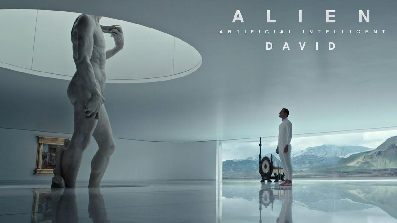 Download David, A.I  - Prometheus & Covenant