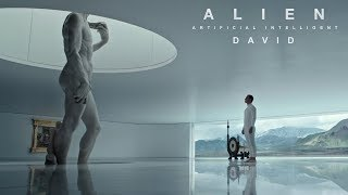 David, A.I  - Prometheus & Covenant thumbnail