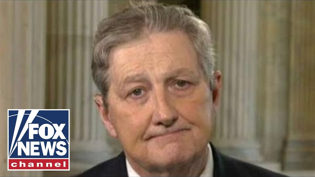 FOX News Sen. Kennedy: I believe love is the answer, but I own a handgun just in case