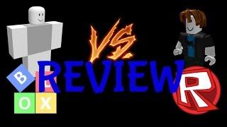 BLOXCity vs. ROBLOX- Review