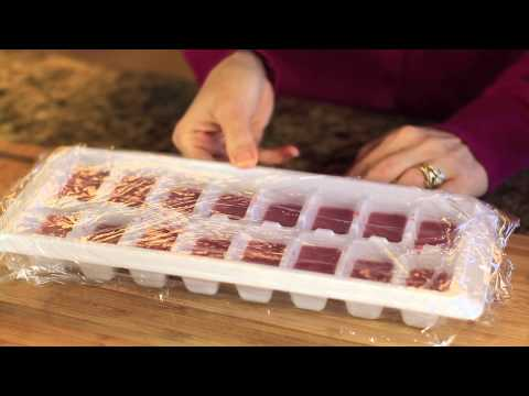 Different Ways to Use an Ice Cube Tray : Recipes for the Family