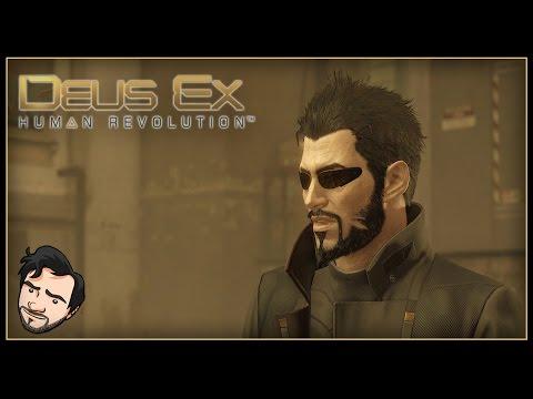 Deus EX Mankind Divided - #5 - BURLANDO EVIDÊNCIAS  [Dublado PT-BR]