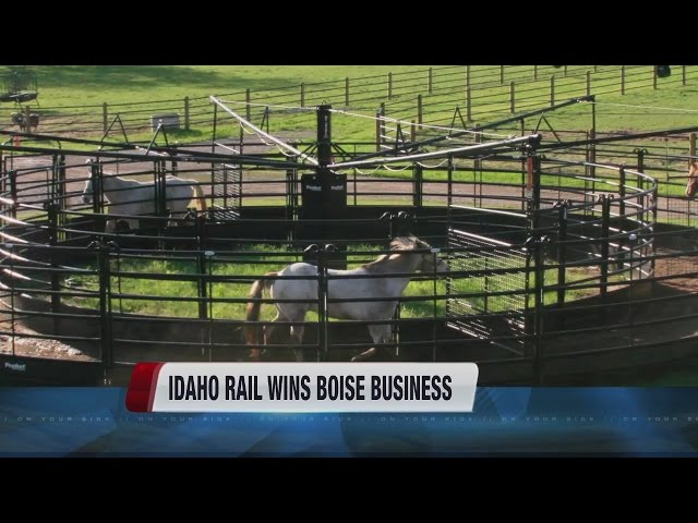 Idaho railways win Boise business from Priefert cattle, ranch and farm equipment manufacturer