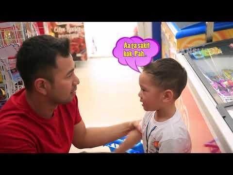 JANJI SUCI - Rafathar Udah Ngerti Belanja Di Minimarket (29/10/17) Part 1