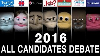 2016 ALL CANDIDATES DEBATE