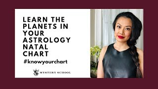 How To Create a Natal Chart FREE - Astrology For Beginners