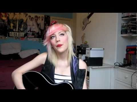 Acoustic cover of Northern downpour by Panic at the disco