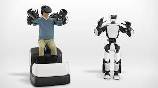 El robot humanoide más ágil de Toyota, el T-HR3