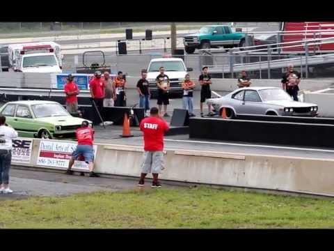 Santiago Racing vs Gabriela Nicole Rotor Fest 2012